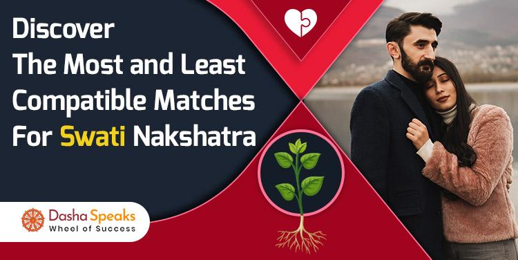 Swati Nakshatra Compatibility: Best and Worst Matches
