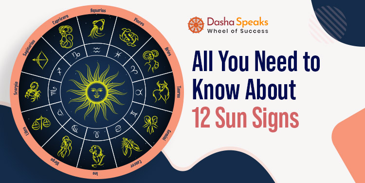 What is Your Sun Sign - List of 12 Western Astrology Zodiacs