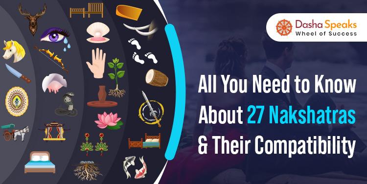 27 Nakshatra Compatibility - Best Nakshatra Match for Marriage