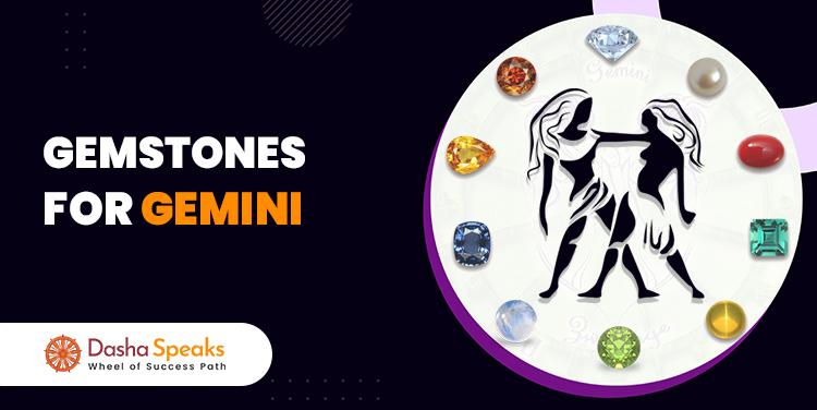 Best Gemstone for Gemini Zodiac (Mithun Rashi) - Lucky Stone