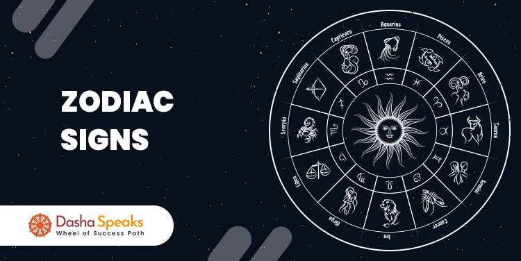 What is Zodiac Sign - List of All 12 Zodiac Signs in Order