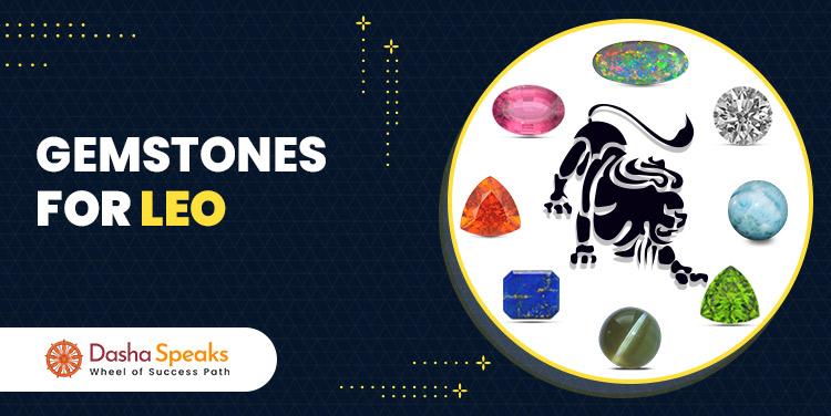 Best Gemstone for Leo Zodiac Sign (Singh Rashi)- Lucky Stone