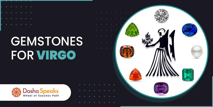 Lucky Gemstone for Virgo Zodiac Sign - Kanya Rashi Best Stone