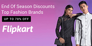 new flipkart offers