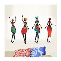 22_10_2019/Decals_Design_African_Women_Wall_Sticker(PVC_Vinyl_50cm_x_70cm_Black)