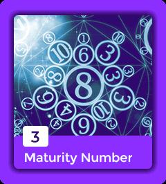 Maturity Number